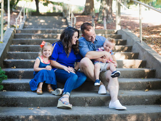 Cooper Mountain Family Session . Portland Family Photographer