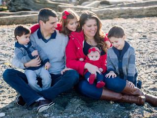 Mukilteo Family Session . Oregon and Washington Family Photographer