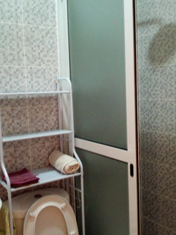 9 bathroom shower door