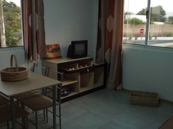 1 kitchen and living room 1