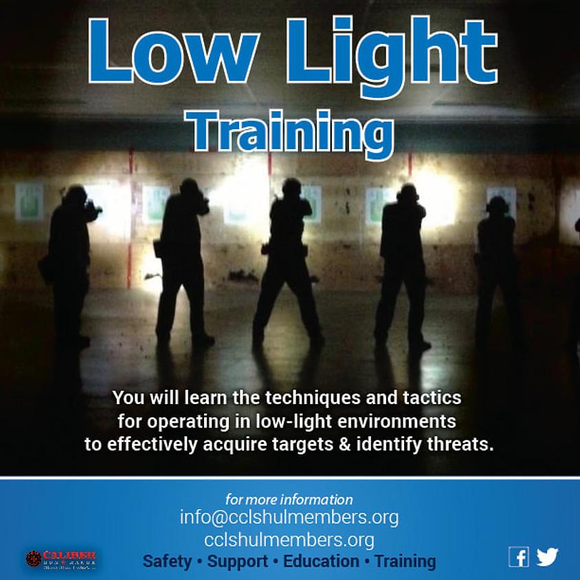 Low Light Training TEST