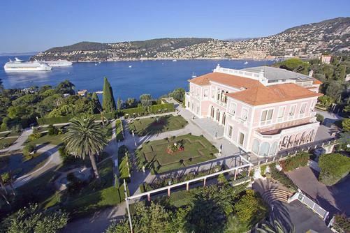 Villa Ephrussi Un joyau de la côte d'Azur