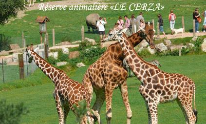 Réserve animalière CERZA
