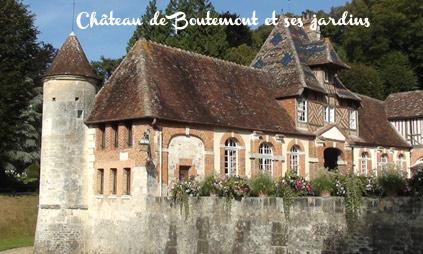 Chateau & Jardins de Boutemont