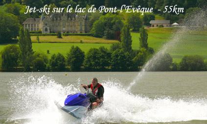 Lac de Pont-L'Evêque