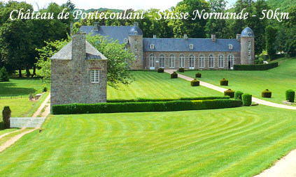 Chateau de Pontecoulant