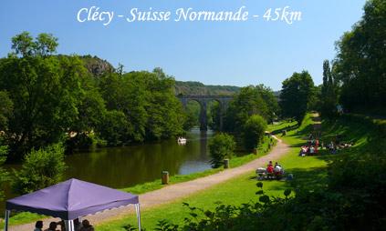 Clécy et la Suisse Normande