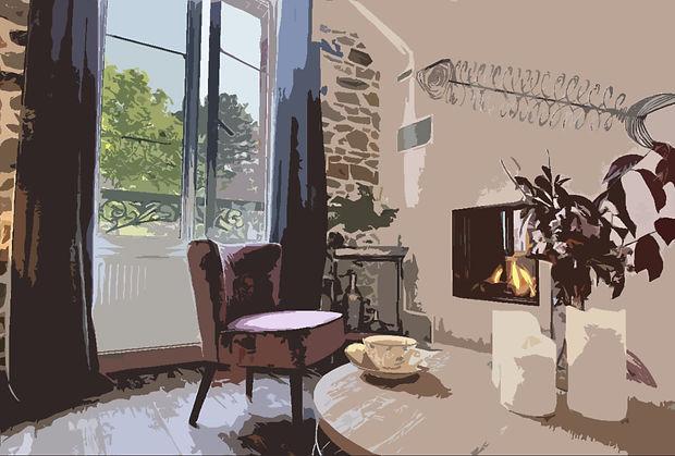 aquarelle-chambre-hotes-mont-saint-miche