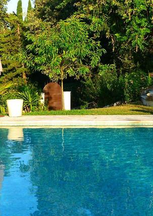 chambre hote piscine cote d'azur