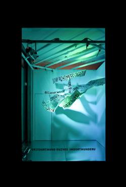 Idomeneus Rauminstallation - Anna Kirsch