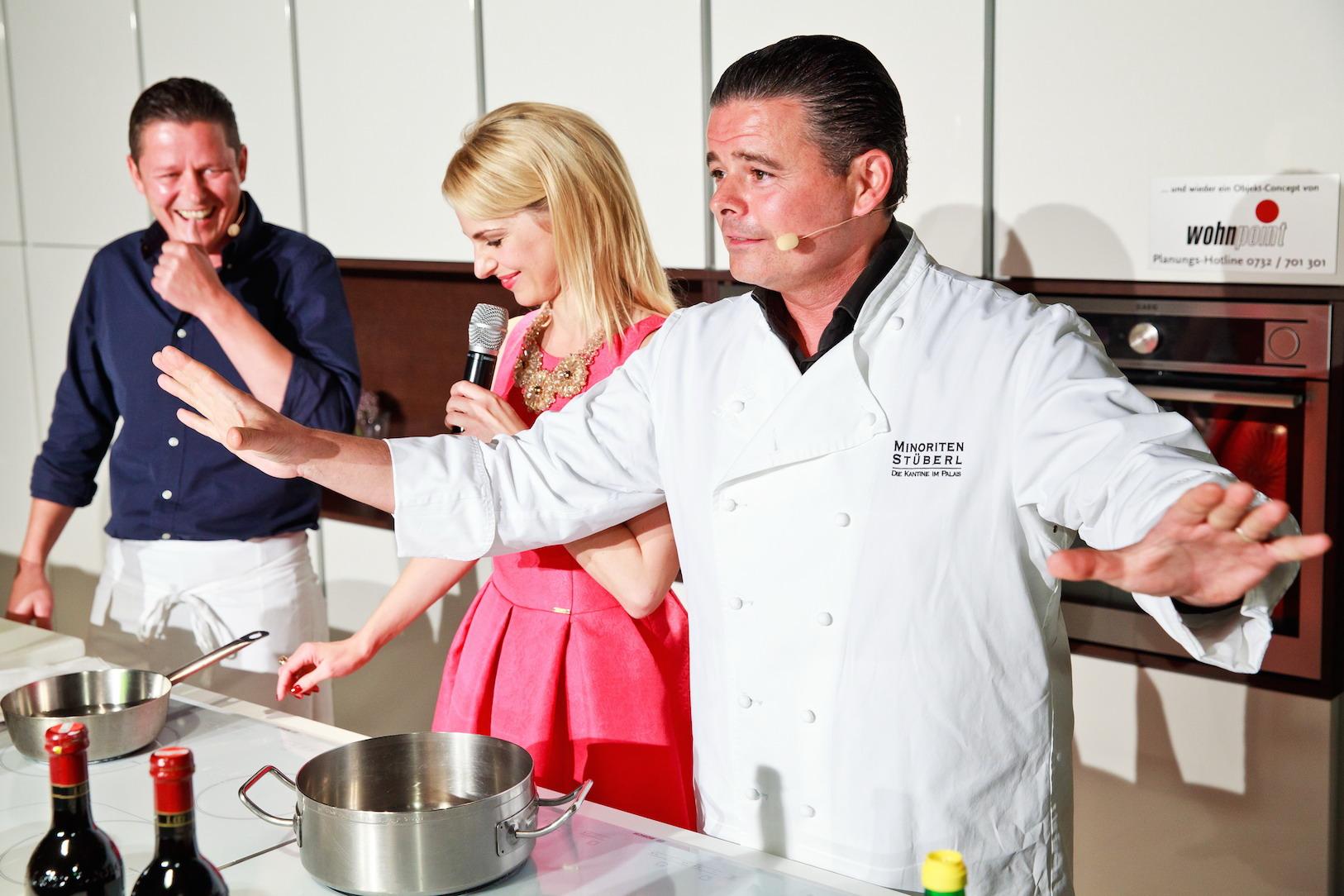 Andi & Alex kochen frisch
