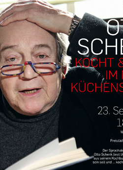 Otto Schenk kocht und liest!