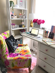 writing desk young adult writng