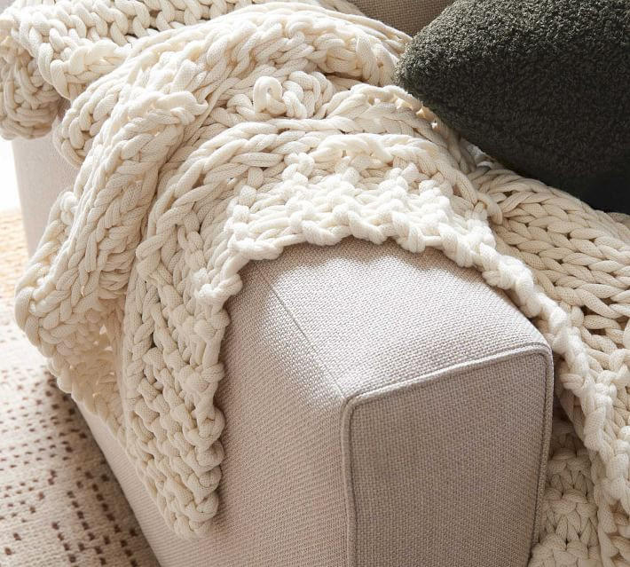 fall throw blanket