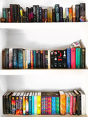 bookshelf young adult books