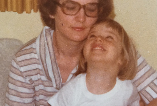 Miss you mom!