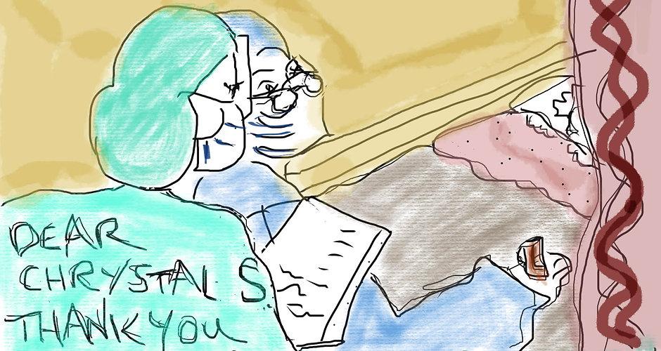 For Pharmacist Crystal