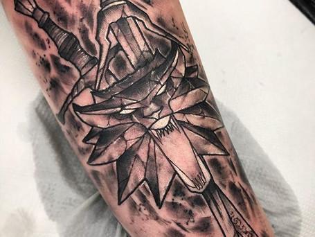 Recent work by _kyleowen_tattoo