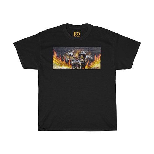 """Tiger"" Mural T-Shirt"