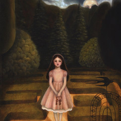 Alice in the Magic Garden
