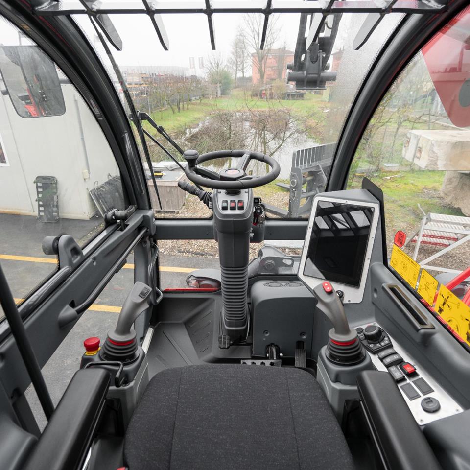 fører kabin med utsikt