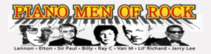 Piano Men of Rock Tribute Floria