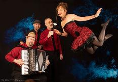 Expect magical joy! Rouge French quartet