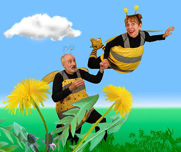 Bees flying by Peter Shaw*.jpg