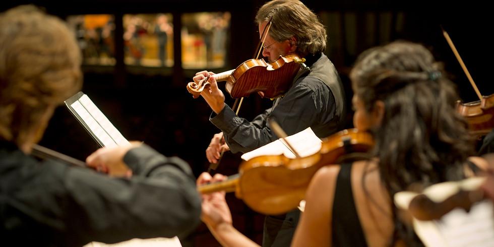 Sonates en trio de Bach, Telemann, Erlebach & Buxtehude