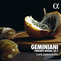 Geminiani, Concerti Grossi op.7