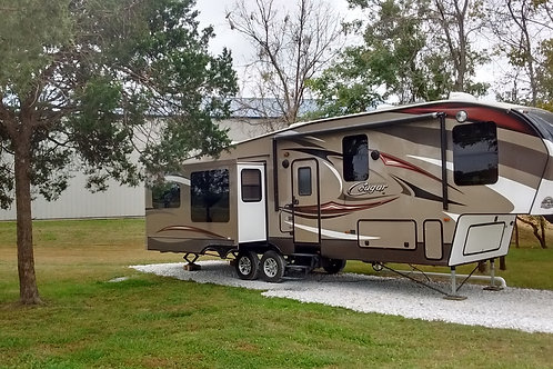 Monthly Rate for RV Park Stay