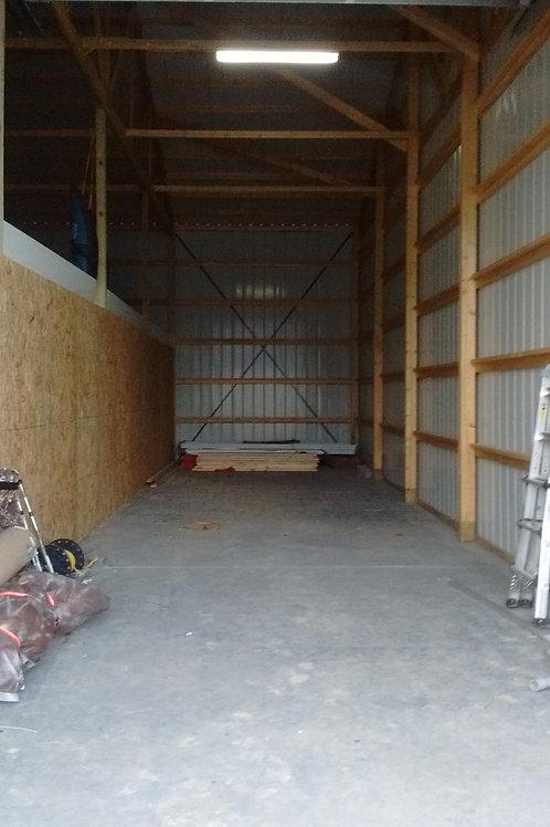 Seasonal (6 months) Extra Large Storage - Gravel