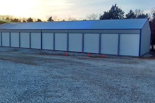 Seasonal Extra Large Storage - Concrete Pad +