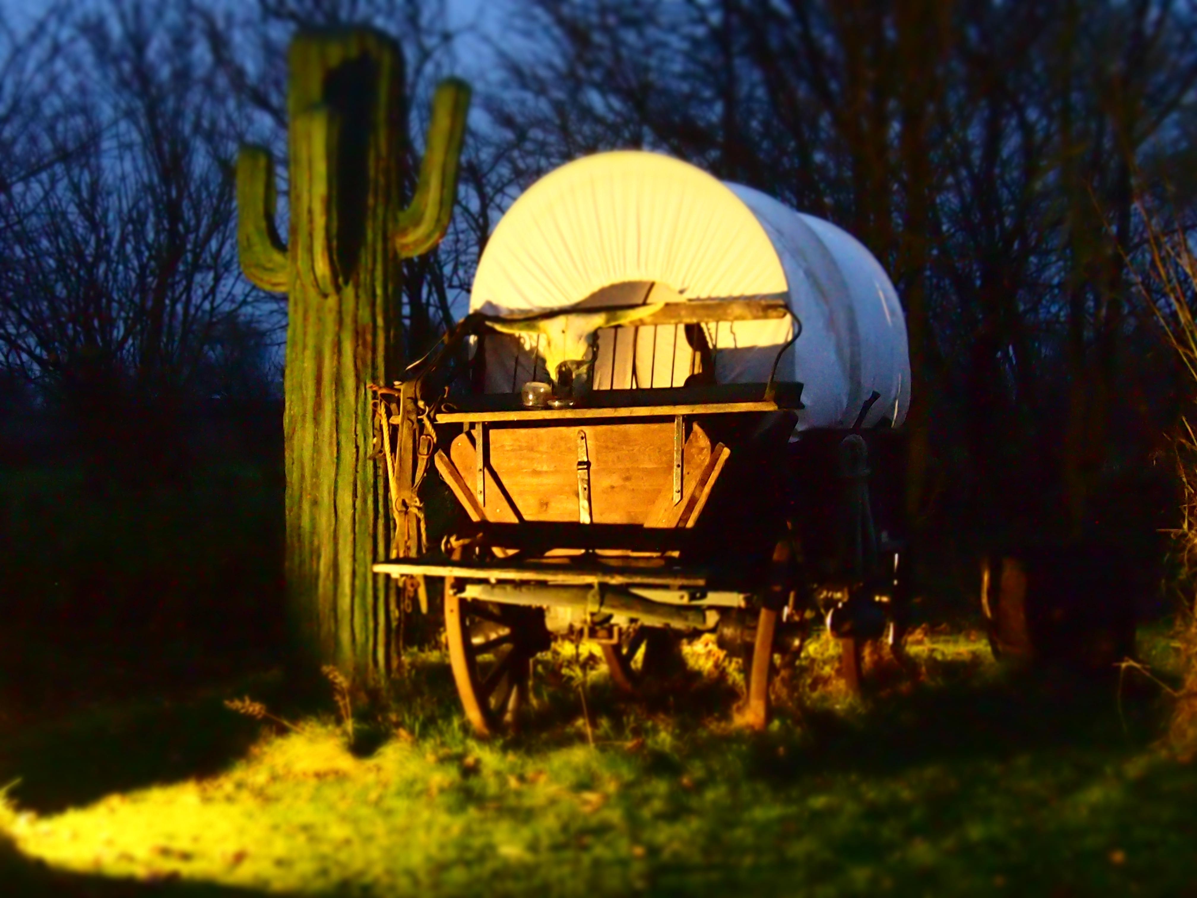 den gamle køkkenvogn