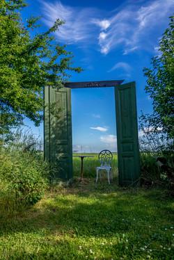 døren til naturen