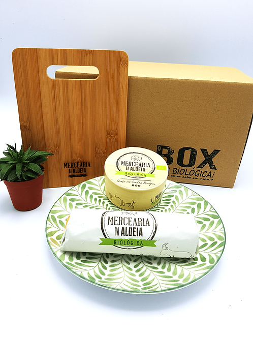 BOX - SOU BIOLÓGICA III