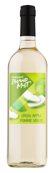 Green Apple, Island Mist