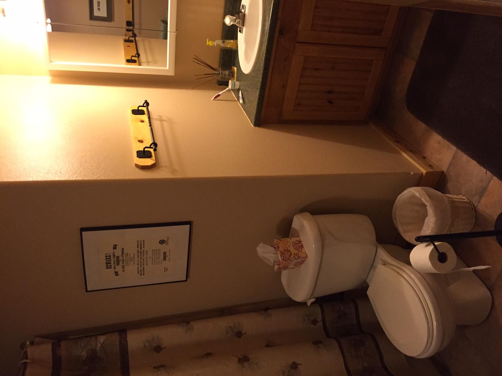 Mesquite Bathroom