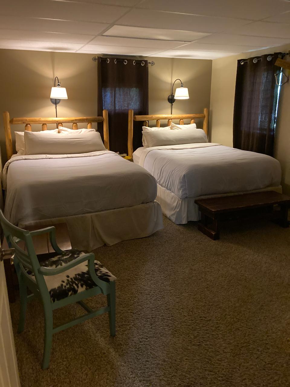 The Mesquite: 2 Queen Beds