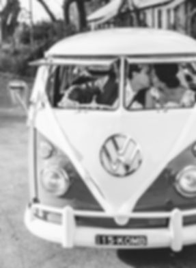 Kombi wedding cars