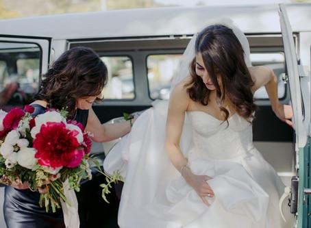 Kombi Hire time - kick start those wedding plans