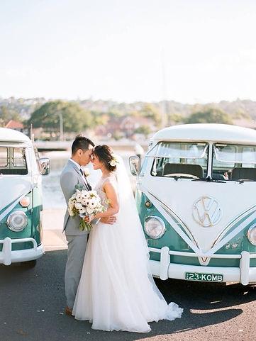 Kombi Wedding Hire Cars