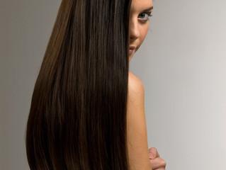 Want naturally shiny hair???
