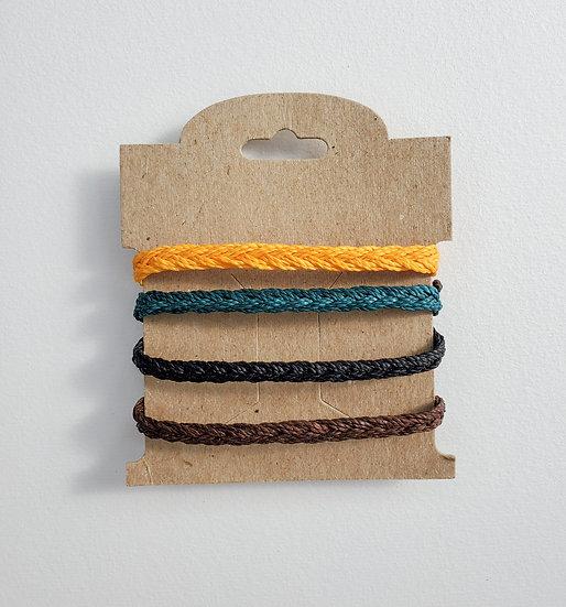 fishtail bracelet | stack