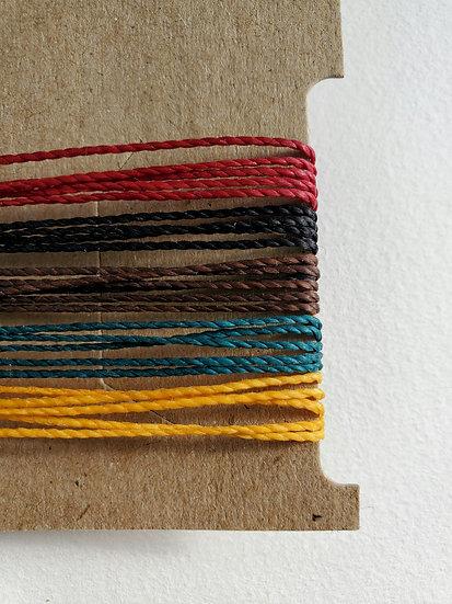 string bracelet | stack
