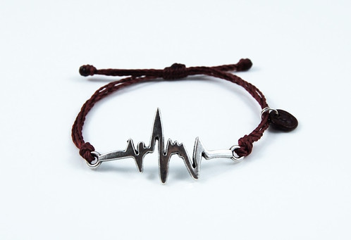 Who S In Your Heart Wear This Bracelet And Remind Yourself Each Day