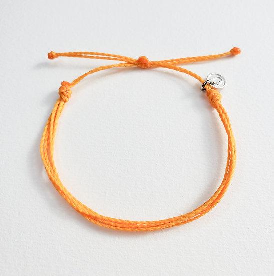 excitement | string bracelet