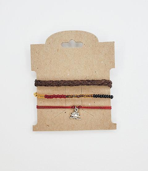 campfire bracelet | stack