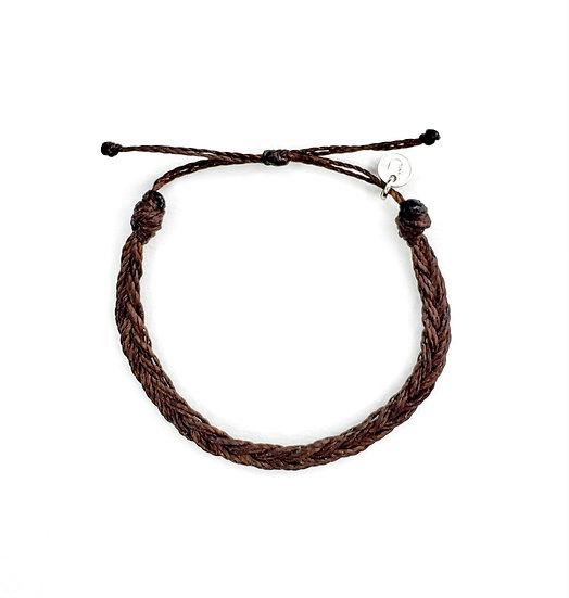 resilience | fishtail bracelet