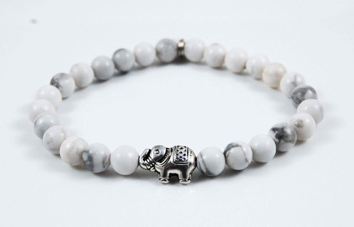 elephant bracelet uk silver co sterling cute charm chlobo